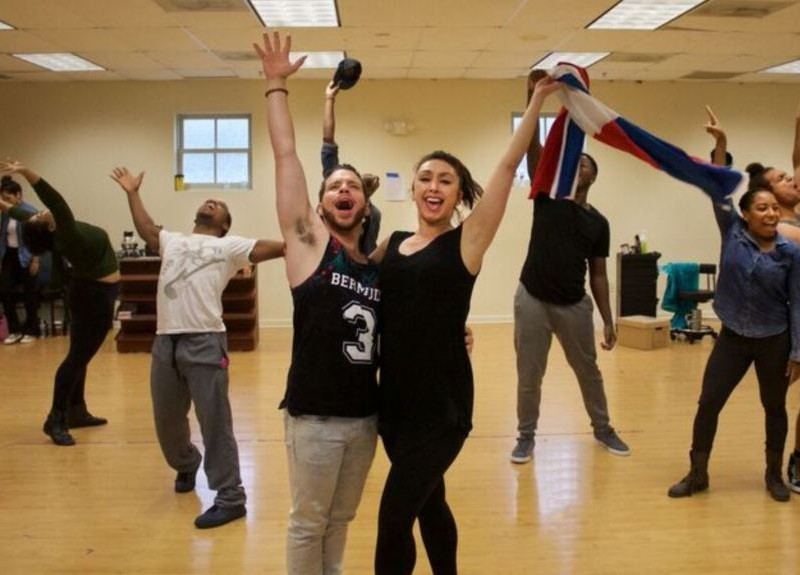 """Musical """"In The Heights"""" de Broadway a Washington"""