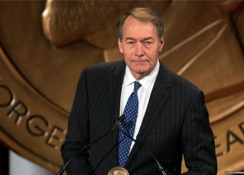 Despiden a periodista Charlie Rose por acusaciones de abuso sexual