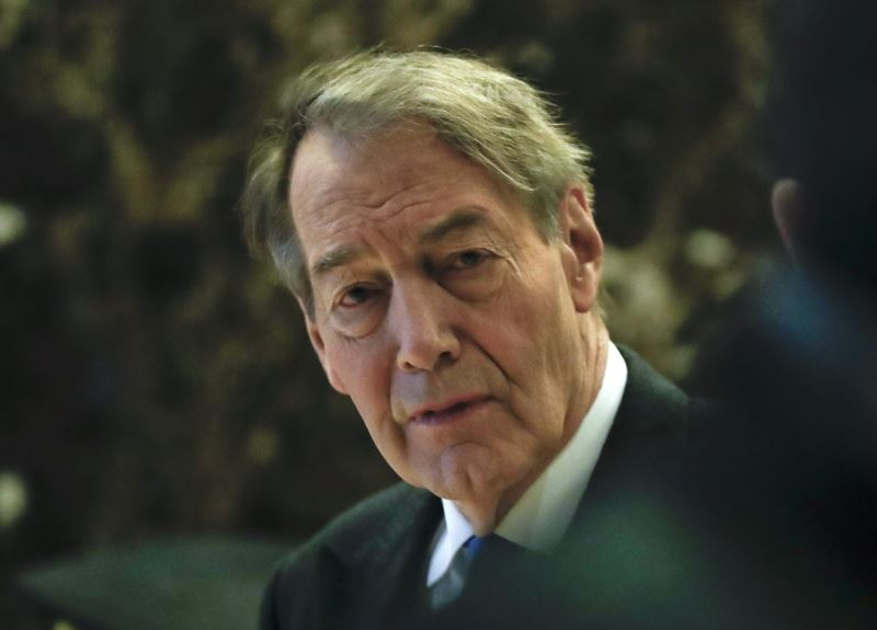 Periodista Charlie Rose suspendido por acusaciones de abuso sexual