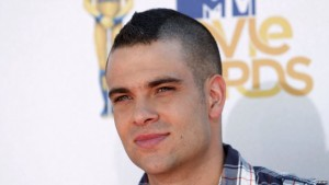 El actor Mark Salling, de la serie de TV 'Glee' en los premios MTV Movie Awards 2010. Los Angeles, California. (Reuters/Danny Moloshok