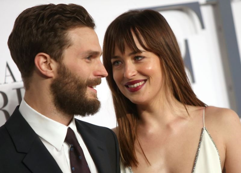 "Christian Grey y Anastasia Steele se liberan en ""50 Shades Freed"""