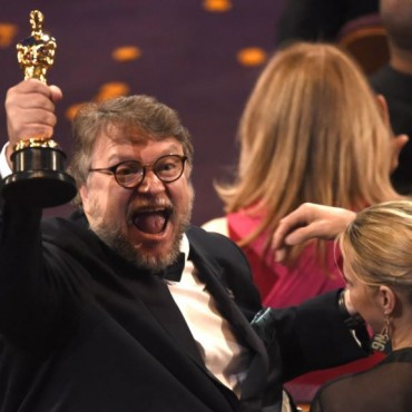 "Mexicano Guillermo del Toro gana el Oscar por ""The Shape of Water"""