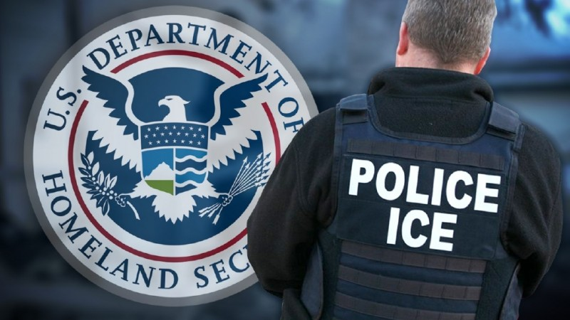 Homeland Security Administration ICE