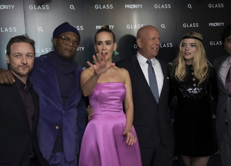"M. Night Shyamalan regresa con ""Glass"""